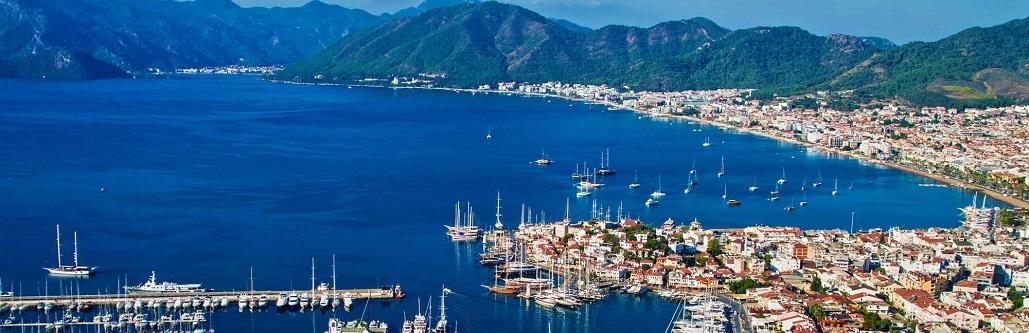 Gulet Sailing Turkey - Marmaris